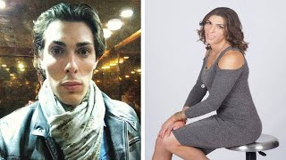 Model Spends $10k To Live As Man And Woman