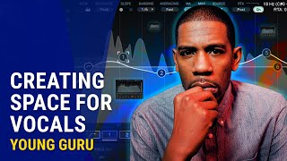 Creating Space for Vocals   Young Guru (Jay Z, Beyoncé)
