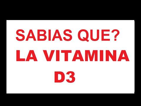Conoce los beneficios de la Vitamina D-3