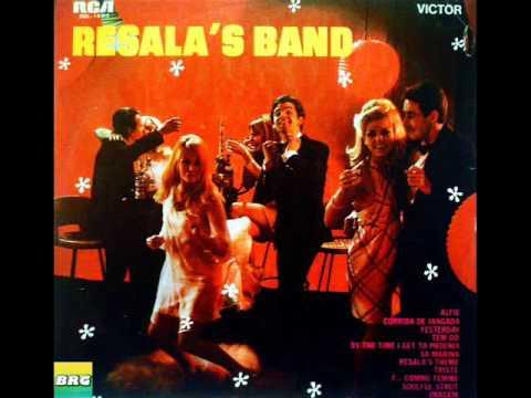 Resala's Band  - LP 1969  - Album Completo/Full Album
