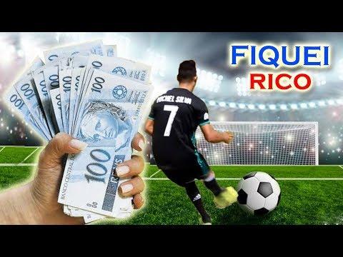 Desafio do MONEYGOL - Quem Ficou Rico ?