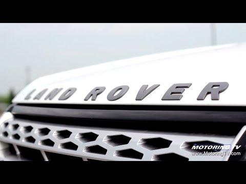 Test Drive: 2014 Land Rover LR2