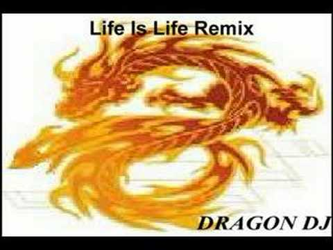 Life Is Life Remix
