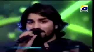 kali kali zulfon by zamad baig in pakistan idol
