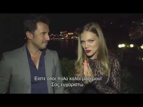 Tracy Spiridakos interview in Monaco- Revolution