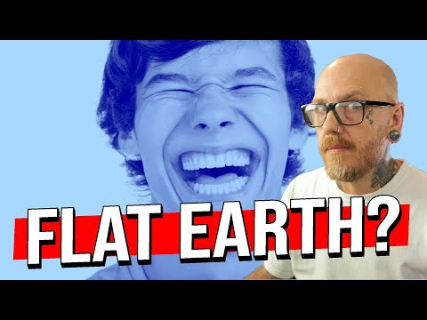 FLAT EARTH PROOF | Apparently thumbnail