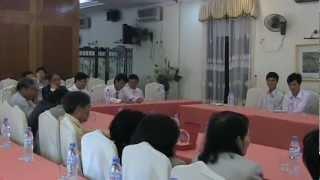 Gặp mặt Bộ môn Cầu và CTN - ĐHXD - 2009