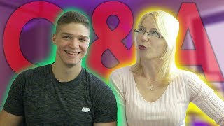 KURIS GERESNIS | Q&A su MAMA!