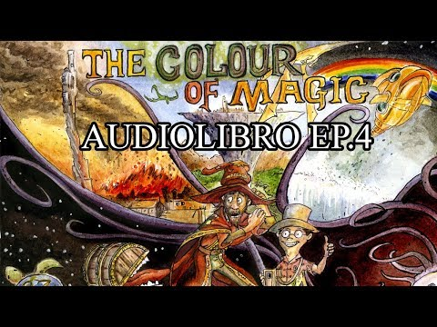 Terry Pratchett - El Color de la Magia EP.4 (Audiolibro)