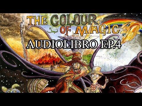 Terry Pratchett - El Color de la Magia EP.4 (Audiolibro)