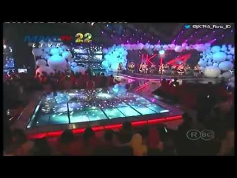 JKT48 - Namida Surprise @ MNC TV 22th Anniversary [13.10.20]