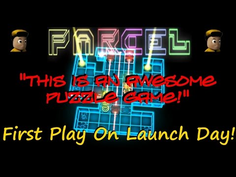 Parcel - First Play on Launch Day & Impressions