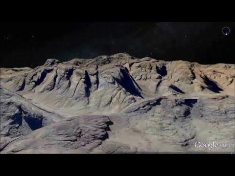 رحلة الإسراء والمعراج موضحة على خرائط جوجل د. أسامة سعيدان HD