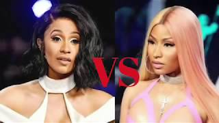 Cardi B vs Nicki Minaj Twerk War | nickiimaraj