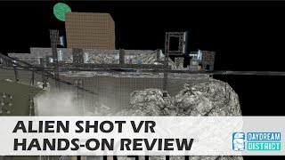 Worst VR Game Ever? Alien Shot VR for Daydream VR Hands-On Review