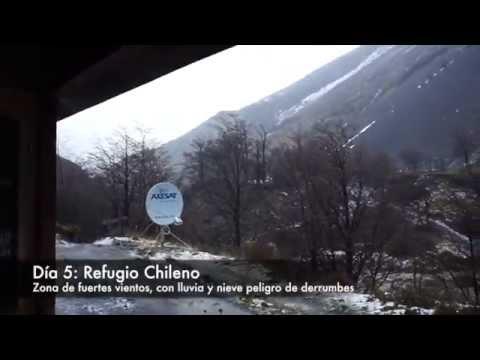 Parque Nacional Torres del Paine - Circuito W Invierno