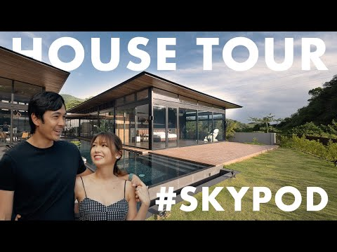 #SKYPOD HOUSE TOUR (FINALLY!) | Kryz Uy