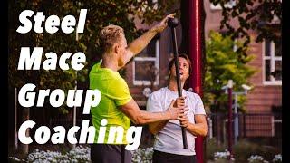 Steel Mace Group Training Amsterdam
