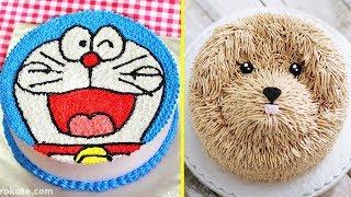 Nghệ Thuật Trang Trí Bánh Kem Cực Đẹp 2017 #6 - Những Chiếc Bánh Kem Tuyệt Vời Nhất