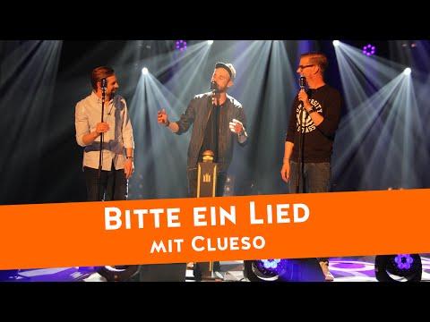 Bitte ein Lied mit Clueso | Circus HalliGalli | ProSieben
