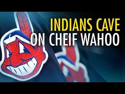 David Menzies: Cleveland Indians surrender in Chief Wahoo logo battle