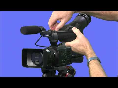 StudioTech 99 - The Sony NEX-EA50 Video Camera