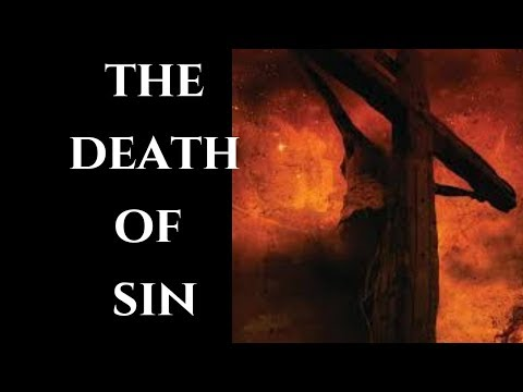 THE DEATH OF SIN