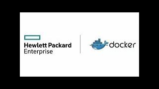 Demo: Docker Enterprise Edition on HPE Synergy
