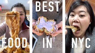 COMPLETE GUIDE TO THE TOP 10 MUST-EAT FOODS IN NEW YORK CITY