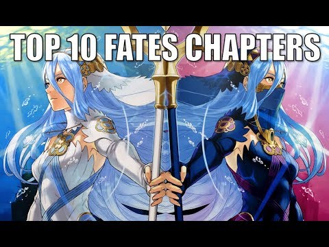 Top 10 Fates Chapters