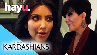 Kim's Looking For An Armenian Man | Keeping Up With The Kardashians