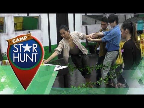 Camp Star Hunt: Camp B, itinuloy ang diskarte sa ultim8 challenge ni Kuya