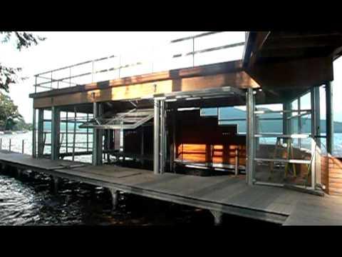 Bolton Boathouse Garage Doors