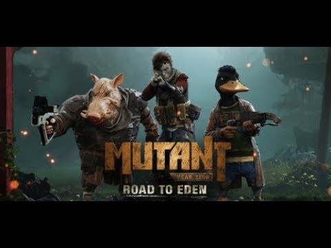 Mutant Year Zero: Road to Eden |