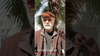 Daniele Durante musicista del Canzoniere Grecanico