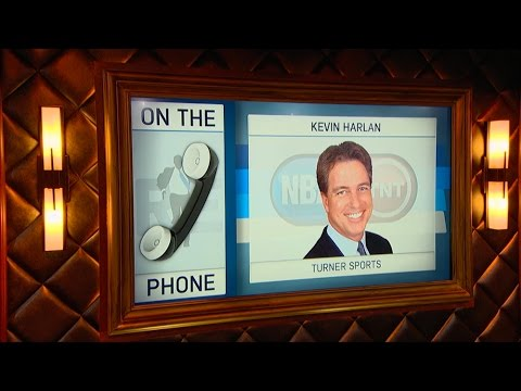 Kevin Harlan of NBA on TNT Talks Super Bowl 50, NBA All-Star & More - 2/9/16