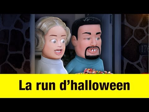 La run d'halloween - Têtes à claques