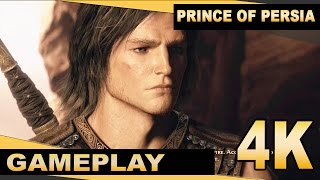 Prince of Persia: The Forgotten Sands (PC) - 4K Gameplay [GTX 980ti SLI]