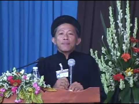 đề tài Bát Chánh do GLV trung ương Nguyễn Văn Tuấn thuyết trình _B