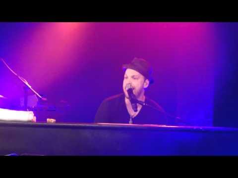 Chariot - Gavin Degraw (Paris 03/02/14)