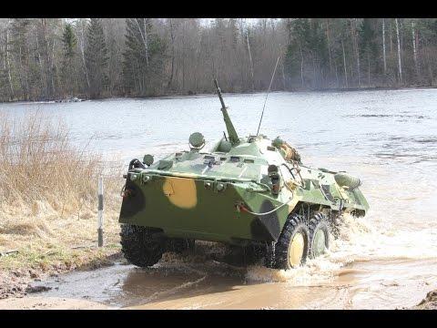 Двусторонние батальонные тактические учения витебских десантников