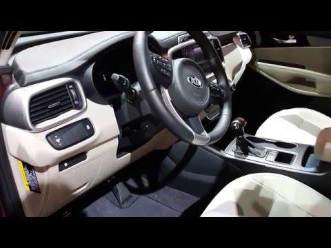 2016 Kia Sorento LX Interior Walkaround Price Site Kia Cars