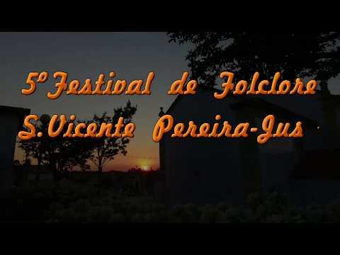 5 Festival de Folclore S V Pereira Jusã