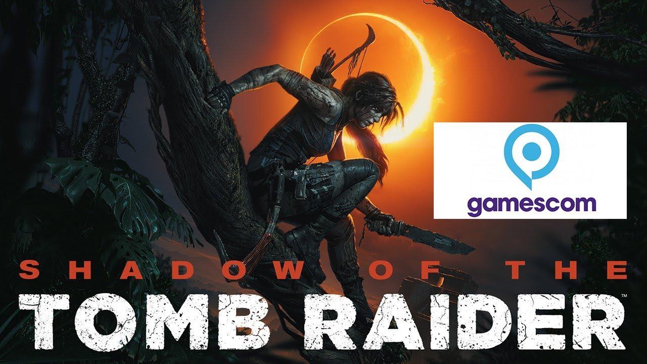 Shadow of the Tomb Raider Panel - Gamescom 2018