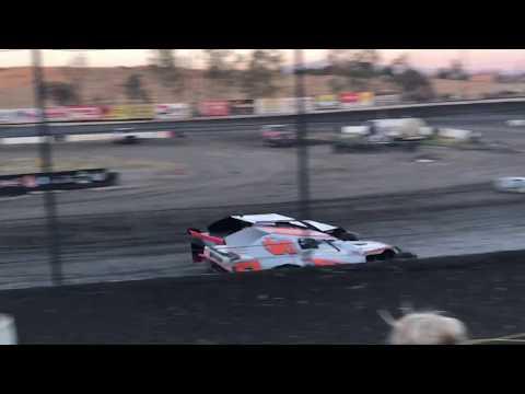 Garrett Jernagan Racing Bakersfield Speedway 7-29-17