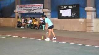 tennis championship (philta) Roxanne Resma