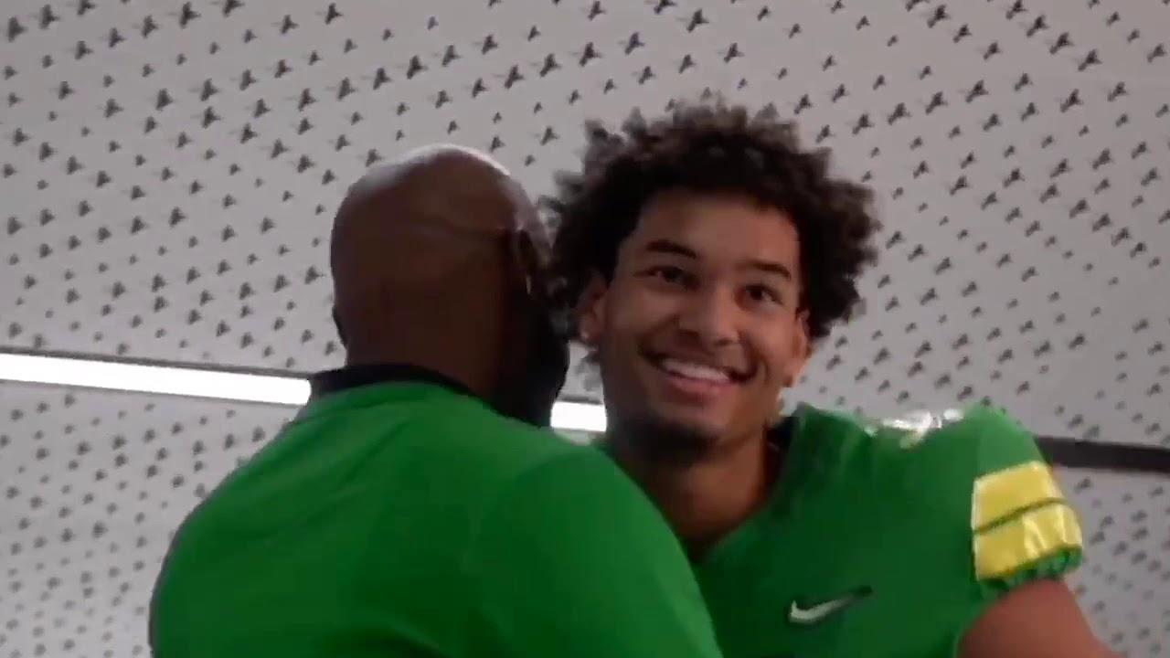 Heir Football Takes Over The University Of Oregon