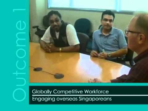 Ministry of Manpower Corporate Video