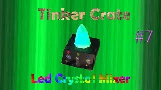 Color Mixing LED Crystal | Tinker crates | #7