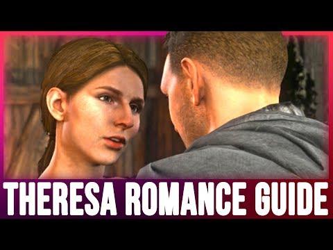 Kingdom Come: Deliverance KCD - Theresa ROMANCE Courtship